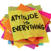 Attitude is All We Got!
