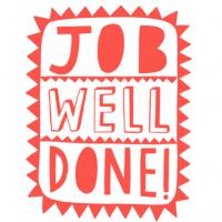 Celebrate a Job Well Done!
