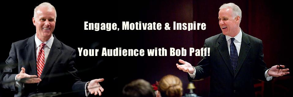 Bob Paff Speaker